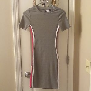 Fitted Sporty Dress